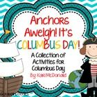 precious columbus day unit!