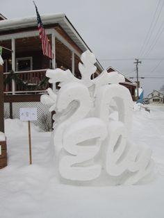 2013 Ely MN winter festival