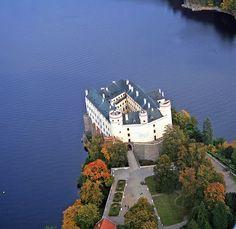 Orlík Castle, Czech Republic