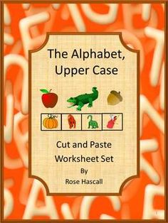 Learning the alphabet is the first and most important step in learning how to read. After this skill is in place, students are ready for the next step in learning how to master reading. This Alphabet Cut and Paste is a fun way for the student to learn the alphabet.