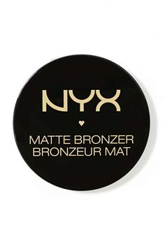 NYX Matte Bronzer - Deep Tan