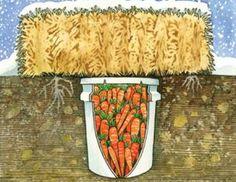 DIY root cellar, root cellar, plastic pail root cellar, winter vegetable storage, homesteading