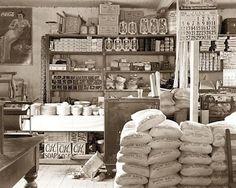 1936, vintag, countri store, general store, store interiors, alabama, moundvill, photo, walker evans