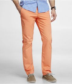 COLORED CHINO PHOTOGRAPHER PANT | Express