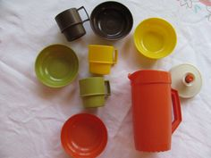 Tupperware Toy Dishes