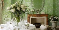 Degournay: Products> HANDPAINTED WALLPAPER-CHINOISERIE COLLECTION