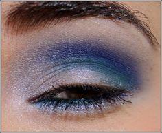 . blue .