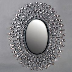 I pinned this Leyland Mirror from the Chez Couture event at Joss and Main!