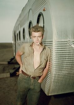 Always cool... James Dean