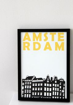 ~ Amsterdam ~ #greetingsfromnl