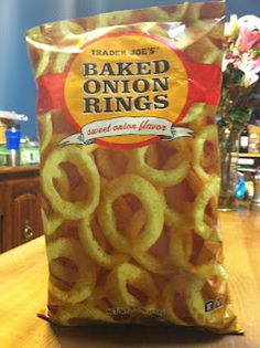 What's Good at Trader Joe's?: Trader Joe's Baked Onion Rings
