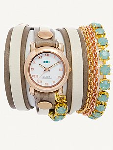 In love with this watch brand!!! Love. Love. Love. I want. I want. I want!