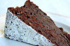 Bittersweet Chocolate Cake Recipe