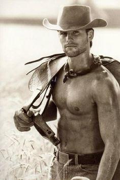 MEN...Oh, My! Aussie Cowboy by Paul Freeman