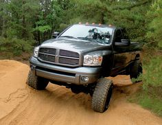 lifted dodge truck | Lifted Dodge Ram Truck Da Big Ram