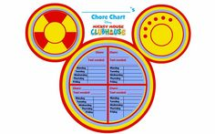 birthday parti, oh toodles, birthday idea, mickey mouse clubhouse banner, chore charts