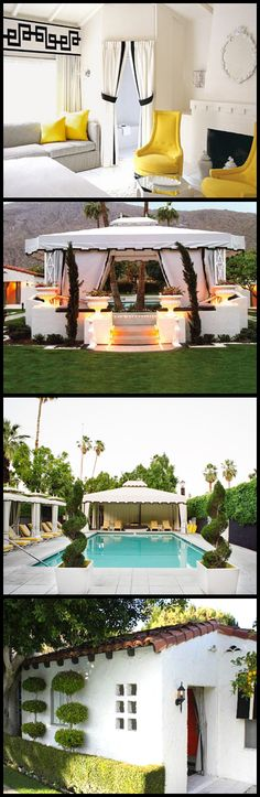 Viceroy Palm Springs.  Great idea for a girl's weekend!