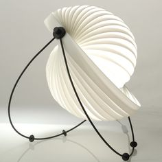 eclipse table lamp at souter johnston