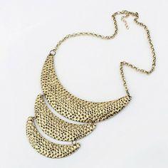Vintage Cascade Statement Necklace   LilyFair Jewelry, $16.99!