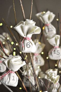 Cute idea for advent