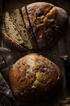 Cinnamon Raisin Irish Soda Bread | Bakers Royale