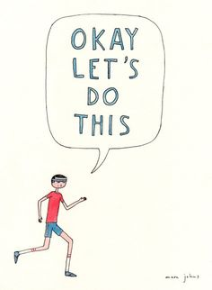 Okay let's do this!!! // Tuesday mood #motivation