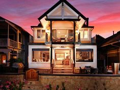 Pretty pretty beach house