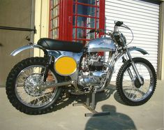 Cheney Triumph by Dan Harrel just inducted into the Early Years of MX Museum--beautiful