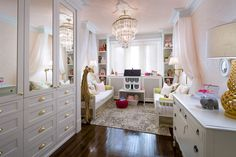 #CandiceTellsAll  #WatchandPin  Candice turned this once cluttered little girls room into a bedroom suite fit for a princess. http://www.hgtv.com/candice-tells-all/show/index.html?soc=pinterest