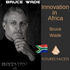 Hear Bruce Wade explain why he is optimistic about the innovation potential in Africa.