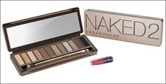 Urban Decay Naked 2 Palette. I love it!