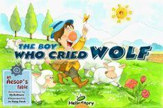 FREE app Nov 22: The Boy Who Cried Wolf: HelloStory