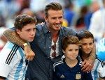 Celebrities At World Cup 2014 -