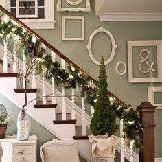 Love this frame decor idea!