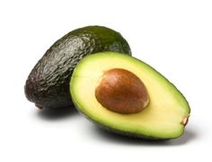 Avocados -  Trim your tummy by packing your grocery cart with monounsaturated fats, easily remembered as MUFAS. Found in nuts, olive oil and seeds, MUFAS are healthy sources of energy to keep you going all day long. Other fat burners include avocados, green tea and whole grains.