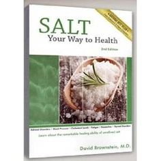 Iodine Phobia  Salt Truth - Dr. Sircus  - the right kind of salt detox in combo with iodine