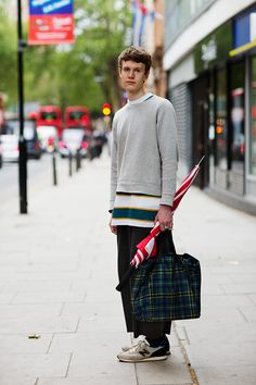 The Sartorialist – Endell St., London