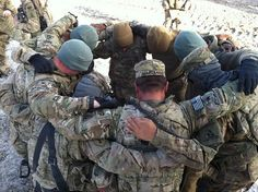 CT National Guard prayers for Newtown by The National Guard, via Flickr