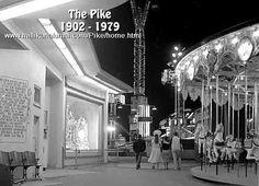 Nu-Pike Amusement Park, Long Beach, California