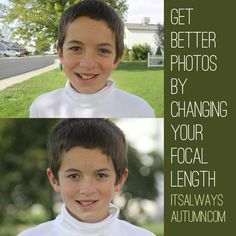 get better photos by understanding focal length - It's Always Autumn