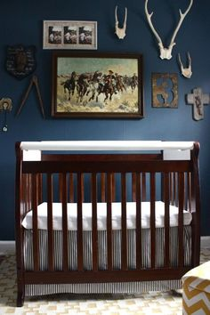 Saf's Pint-Size Personal History — Nursery Tour
