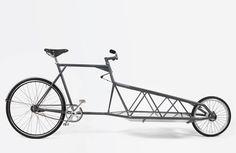Cargo bike by Eliancycles