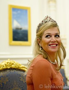 Princess Maxima of the Netherlands