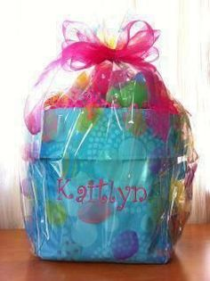 Easter Basket idea via Thirty-One Gifts  https://www.mythirtyone.com/brittanykleiboeker/