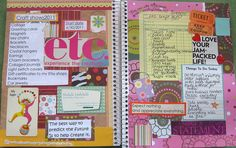 art journal, craft, journals, smashbook, smash book, collag, scrapbook photo