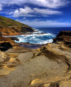 Oahu's south shore is never short on amazing views!