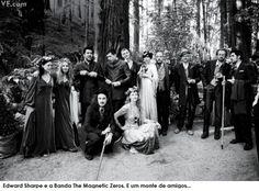 photos sean parker wedding.sw .26.sean alexandra parker wedding ss20 600x443 Criador do Napster tem casamento inspirado em O Senhor dos Anéis