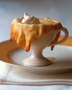 Eggnog Cups Recipe