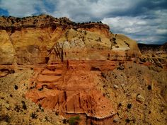 Ghost Ranch, Northern New Mexico, by Caitlin Harper