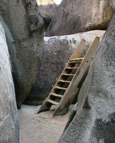 The Baths, Virgin Gorda, BVI Must go through it leads you to Devils Bay another great beach.